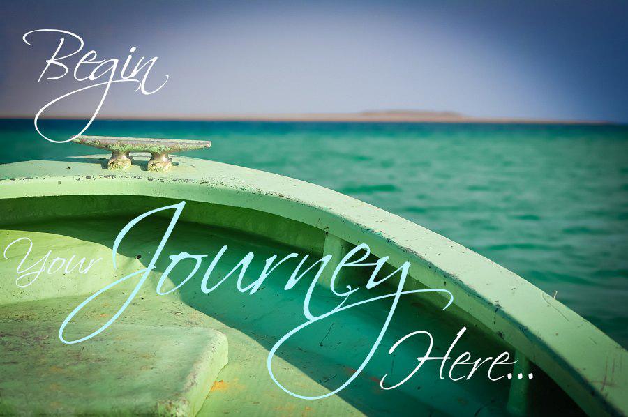 Begin your journey here...