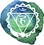 5th Chakra: Throat (Blue)