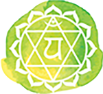 4th Chakra: Heart (Green)